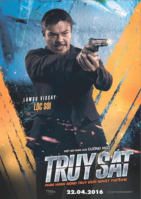 Vissay poster Truy Sat